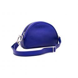 Schoudertas Lulu | Indigo-blauw