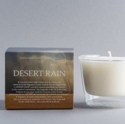Lumina Sentire Scented Candle | Desert Rain