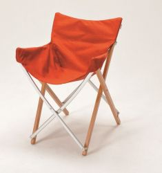 Take Bamboo Chair Orange