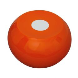 Ufo Stool Orange/White