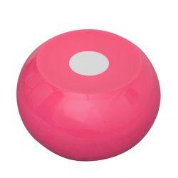Ufo Stool Pink/White