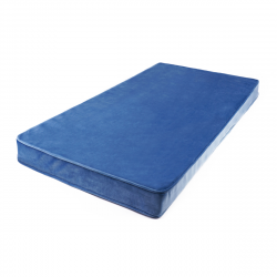 Mattress/Play Matt for Children Velvet | Blue