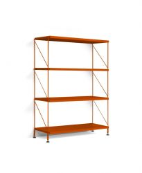 Floor Shelf Tria Pack | Orange