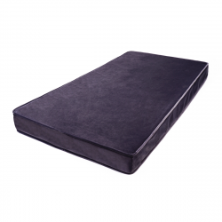 Mattress/Play Matt for Children Velvet | Graphite