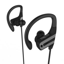 Bluetooth Earphones Magnussen M2  | Black & Silver