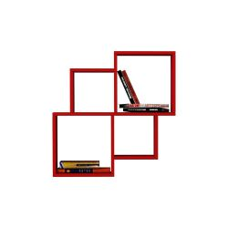 Shelf Oyo | Red