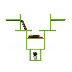 Deer Shelf | Green