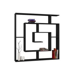 Labyrinth Library | Black