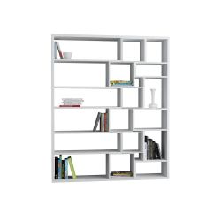 Roscoe Book Shelf | White