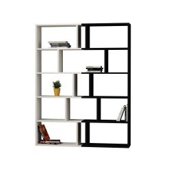Tapi Bookcase | Black & White