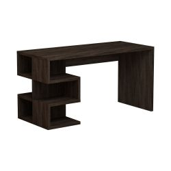 Aaron Desk | Brown