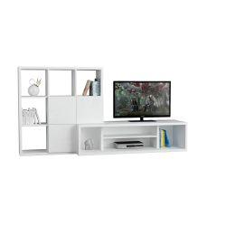 TV-Ständer Debi | Weiß