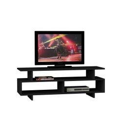 TV-Ständer zerstören | Schwarz
