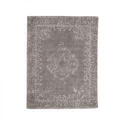 Teppich Vintage 230 x 160 cm | Anthrazit