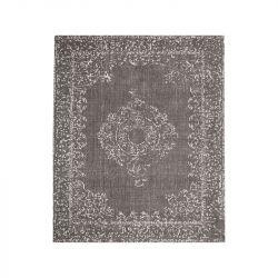 Teppich Vintage 230 x 160 cm | Grau
