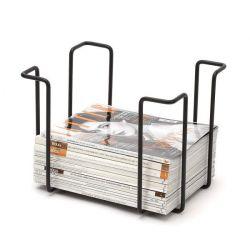 Porte-revues Magazine | Noir