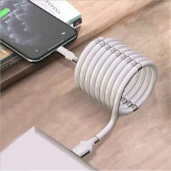 Magnetic Winding Charger Cable MagRoll