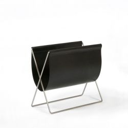 Magazine Rack Maggiz | Black