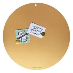 Magnetic Board | Circle of Life Gold Mat 60 cm