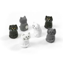Magnets Set of 6 | Cats
