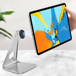 Aluminium Magnetic iPad Holder