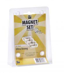 Magnete Ø 23 mm 4er-Set