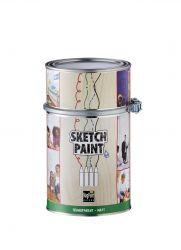 Peinture Tableau Blanc SketchPaint | Transparent Mat