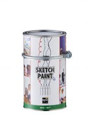 Whiteboard Verf SketchPaint | Wit Mat