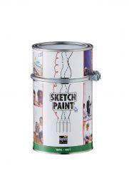 Peinture Tableau Blanc SketchPaint | Blanc Mat