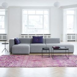 Mags Sofa 3-seater Lounge Chaiselongue Light Grey