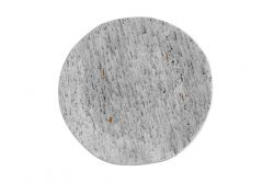 Set of 4 Plates Marble Look | Grey