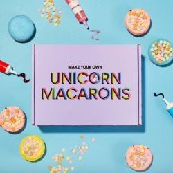 DIY Kit Make Your Own Unicorn Macarons