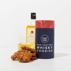 DIY-Kit für 10-12 Cookies Machen Sie Ihre eigenen Whiskey-Cookies