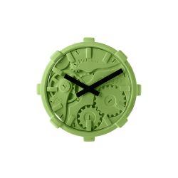 Mal Wall Clock Mono   Green
