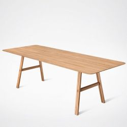 MALIN Dining Table | Oak