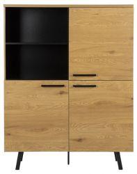 Cabinet Mallow 120 cm | Wild Oak