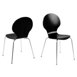 Dining Chairs Marcus | Set of 4 | Black
