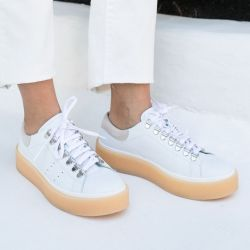 Sneakers Marianne | Wit