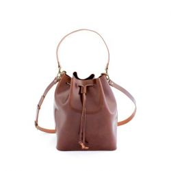 Bucket Bag MARILIN | Brown