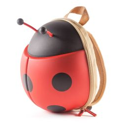 Ladybug Backpack | Red