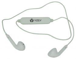 MASCA Bluetooth Earphones | White