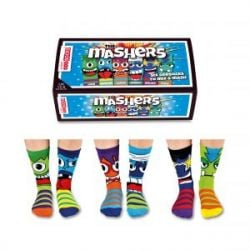 Chausettes The Mashers | Set de 6