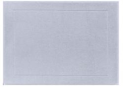 Tapis de Bain Caresse 60 x 80 cm | Gris Clair