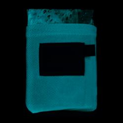 Taschendecke | Blau