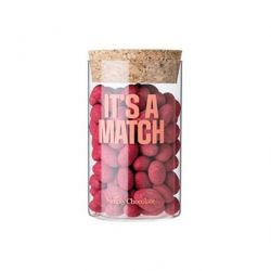 Glass Jar | It's A Match