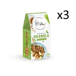 Granola 300 g Set of 3 | Matcha