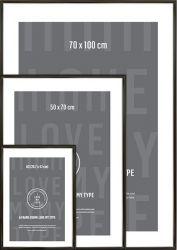 Aluminium Frame | Black