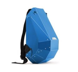 Backpack | Matte Blue