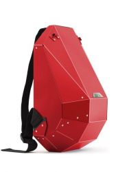 Backpack | Matte Red