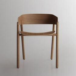 Mava Chair | Natural Beech
